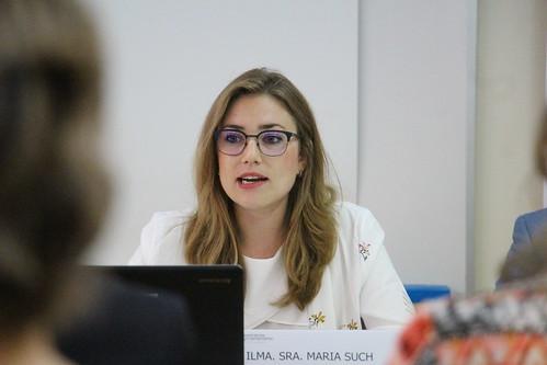 Presentación del informe de participación de las mujeres en el cooperativismo agroalimentario valenciano 2016. Valencia (27-09-2017)
