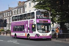 Go Ahead East Yorkshire 769, YX59FGO. (EYBusman) Tags: east yorkshire motor services eyms hull go ahead north bus coach university wright eclipse gemini volvo b9tl yx59fgo eybusman