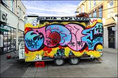 Name (Alex Ellison) Tags: name name26 smc dds southlondon urban graffiti graff boobs fbs