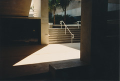 FIU (jacampos) Tags: fiu miami florida building stairs shadows college univeristy scan