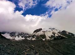 Great Shkhara (Tako Khinchakadze) Tags: great beautiful mountain georgia shkhara svaneti ushguli clouds glacier source enguri proud mylove