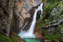 Slap Savica (Elisa Medeot) Tags: waterfall slovenia savica water mountain nature montagna cascata acqua natura