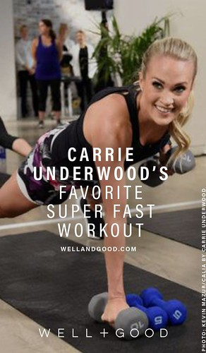 Carrie Underwood fan photo