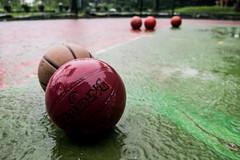 Rain Delay 2 (jeremy_d_smith) Tags: fuji fujifilm fujixseries fujix xseries fujinon xf1855 wide wet rain rainy digital color xt1 fujixt1 taiwan kaohsiung niaosong day basketball court plumrains