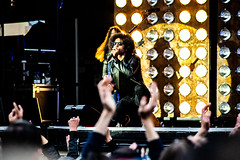 William DuVall of Alice in Chains @Gröna Lund, Stockholm (hakandincer1) Tags: live music rock grunge alice chains aliceinchains stockholm gröna lund performance stage lights motion musician