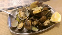 IMAG1657 Nazaré - Rosa Dos Ventos - clams (drayy) Tags: nazaré nazare portugal europe atlantic coast beach