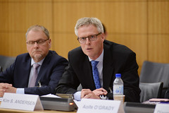Kim S. Andersen on uncertainty during the construction phase (International Transport Forum) Tags: itf oecd internationaltransportforum transport transportpolicy privateinvestment infrastructure ppp risk uncertainty contracts investment renewassets procurement kimsandersen femern paris france fra