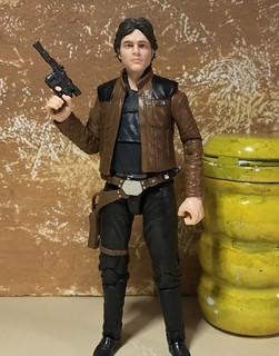 Custom movie accurate Han Solo