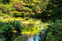 Summer In The Portland Japanese Garden (chasingthelight10) Tags: events photography travel landscapes urbanscenes gardens places oregon portland japanesegarden rosegarden