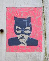 - (txmx 2) Tags: streetart stencil hamburg pasteup lizartberlin