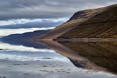 Q u i e t u d e (_Amritash_) Tags: quietude quiet still stillness calm calmness reflections reflection mountains fjord fjords westernfjords iceland icelandiclandscapes landscapes landscape travel