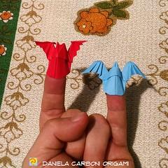 "Origami Challenge 78-79/365 ""Coscienza"" Modelli creati nel 2003. ------------------------------------------- ""Conscience"" Models created in 2003.  #origami #cartapiegata #paperfolding #papiroflexia  #paper #paperart #createdandfolded #originaldesign   #da (Nocciola_) Tags: paperart cartapiegata createdandfolded papiroflexia coscienza paperfolding originaldesign danielacarboniorigami paper origami conscience"