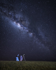 Twinkle Twinkle (Jay Daley) Tags: milkyway stars night sky nightphotography astro universe longexposure kids dreamy creative sony alpha loawa 15mm f2