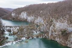 Plitvice Lakes National Park (HansPermana) Tags: croatia hrvatska kroatien nature peace peaceful waterfall water clean pristine plitvice lakes plitvicelakesnationalpark plitvičkajezera aerialview
