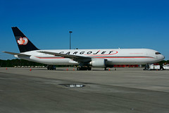 C-FDIJ (CargoJet) (Steelhead 2010) Tags: cargojet boeing b767 b767300er b767300f cargo yhm creg cfdij