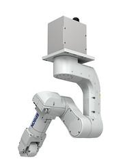 Il robot a sei assi Epson N6 150dpi 8cm (attitudo1) Tags: