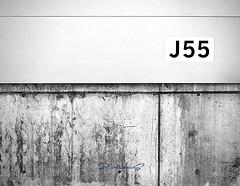 J55 (Gallo Quirico) Tags: arquitectura detalle hormigón aeropuerto adolfosuarez abstracto t4 abstract texturas textures olympus e5 zuiko 50200mm swd