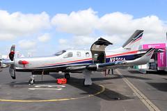 N930SA (GH@BHD) Tags: n930sa socata tbm tbm700 tbm900 tbm930 aeroexpo aeroexpouk aeroexpouk2018 bookerairfield wycombeairpark highwycombe corporate executive turboprop bizprop aircraft aviation