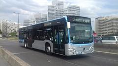 Keolis Velizy réseau Versailles Grand parc Mercedes Citaro C2 ES-238-RH (78) n°727 (couvrat.sylvain) Tags: sevres de pont autobus bus o530 530 o c2 citaro mercedes mercedesbenz parc grand versailles velizy keolis