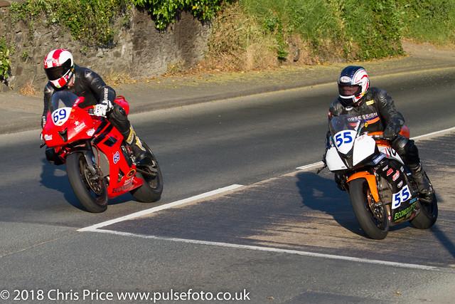 Isle of Man TT 2018: Practice 28th May