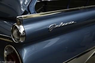 Ford Galaxie Skyliner Tailfin