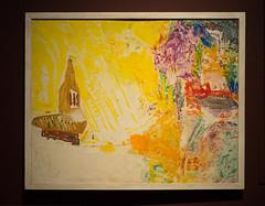 Job Hansen, Afgegraven hoogte, 1955 (Jeroen Hillenga) Tags: painting schilderij deploeg groningen groningermuseum museum tentoonstelling expositie