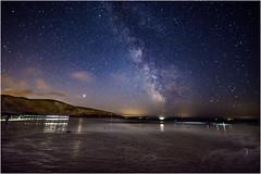 Milky Way - Southerndown (DHHphotos) Tags: night sky milky way southerndown beach dunraven bay bridgend glamorgan wales heritage coast vale nikon d7500