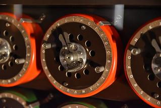 Bombe Decoding machine that Cracked the Enigma Code