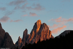 Croda dei Toni (maqui_photo_fusion) Tags: canon eos 7dmkii 00400lisii tramonto dolomiti italia tirolo alto adige croda dei toni sesto sunset