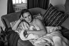 A Relaxing Afternoon (Laveen Photography (aka cyclist451)) Tags: douglaslsmith prescott model modeling muse photography lilithleneag cyclist451 photograph bw blackandwhite environmentalportrait lifestyle