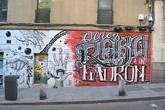 Madrid. 11 de Julio 2018. Fotos de zeroanodino para URBANARTIMAÑA (http://zeroanodino.blogspot.de/) Tags: madrid graffiti gentrificación anodino arte art arteanodino urbanartimaña urbano urbana urban zeroanodino zero