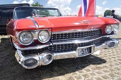 Cadillac Eldorado Frontansicht (Veit Schagow) Tags: uscar oldtimer dresden messedresden uscarconventiondresden uscarconvention cadillaceldorado cadillac eldorado