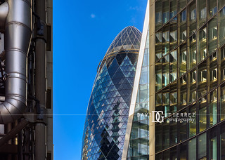 30 St Mary Axe - London, UK
