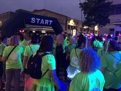 Girls getting ready for the Midnight walk (caro-jon-son) Tags: walk