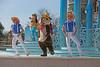 Théâtre du Château - Disneyland Park (France) (Meteorry) Tags: europe france idf îledefrance seineetmarne marnelavallée disneyland disneylandparis eurodisneysca thewaltdisneycompany waltdisney themepark park parc april 2018 meteorry disneylandpark fantasyland théâtreduchâteau royalcastlestage show spectacle chipndale goofy ticettac artist singers dancers dance chessy