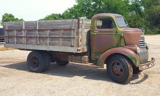 1946 Chevrolet farm truck