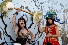 Mermaid Parade 2018 (Samicorn) Tags: nikon brooklyn mermaid costume parade summer june nyc newyorkcity boardwalk coneyisland sunny festival glitter shiny gothamist mermaidparade brokelyn circus timeout