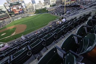 Comerica Park - home of the Tigers