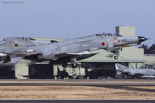Japan Air Self Defence Force, McDonnell Douglas F-4EJ Kai Phantom II, 97-8423.
