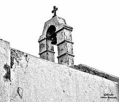 IMG_6528 Mykonos (Cyberlens 40D) Tags: europe europeancities monochrome blackandwhite churches tower belltower old ancient religion faith decayed