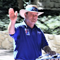 River Boat Captain (miosoleegrant2) Tags: river boat captain man hat men guy mature older gentleman guys dude male studly manly dudes handsome face profile stud neck working arms condid unware unexpected portrait facial hunk sexy masculine people persons riverwalk tour guide stories city culture history vacation tourist