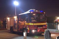 Humberside - YX51FYF (matthewleggott) Tags: humberside fire rescue service engine appliance yx51fyf dennis rapier jdc john coachbuilders