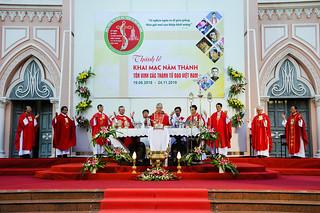 Khai mac nam thanh tu dao VN-56
