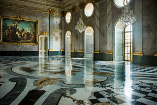 The New Palace (German: Neues Palais) Potsdam, Germany