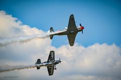 Jak i Kielak (NoisySquirrel) Tags: airplanes aircraft airshow air acrobatics poland świdnik sky