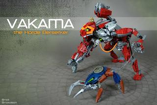 Vakama the Horde Berserker