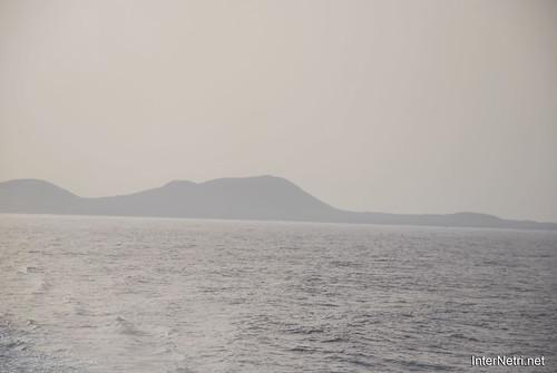 Паромом Фред Ольсен з Тенеріфе на Гомеру, Канарські острови  InterNetri  0979