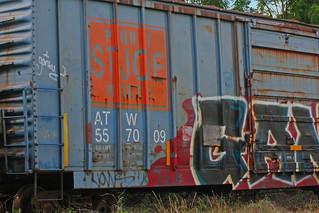 Port St. Joe Box Car