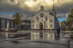 After the rain, a momento of Faith (Ramiro Francisco Campello) Tags: fortinmercedes buenosaires argentina bahíablanca iglesia church faith fe arquitectura cloud clouds nubes arte reflejos reflection moment color colores pedroluro villarino ramirofranciscocampello grenuol urban