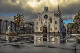 After the rain, a momento of Faith